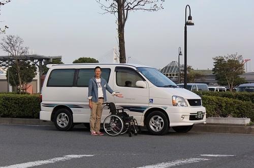 安いだけではありません。安全・快適な介護タクシーです。